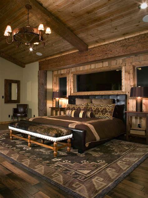 irresistibly warm  cozy rustic bedroom designs