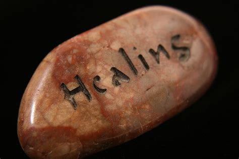 top healing stones   characteristics