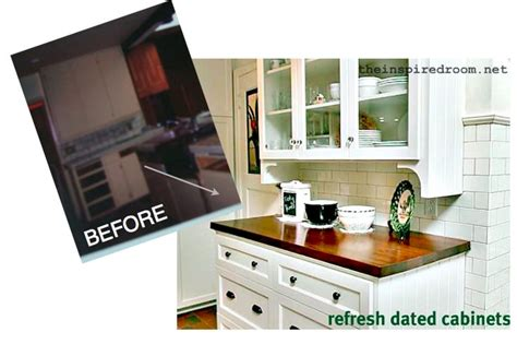 Ways To Redo Kitchen Cabinets by 10 Creative Ways To Embellish Repurpose And Reinterpret