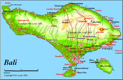maps  indonesia  peter loud