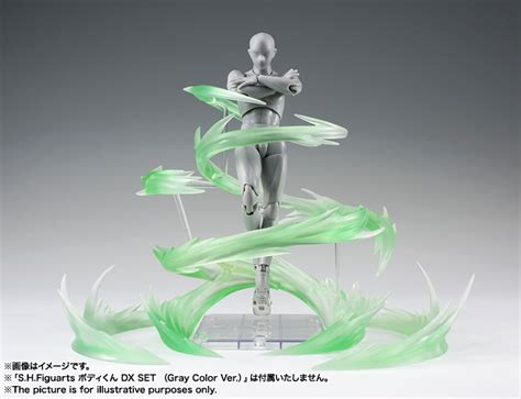Tamashii Effect Explosion Ver green and violet wind effects coming from tamashii nations 171 pop critica pop critica