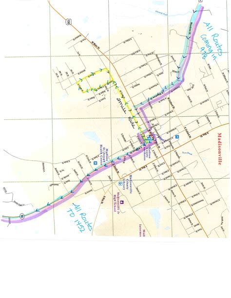 map of madisonville texas tour de bicycle ride festival madisonville tx 2017 active