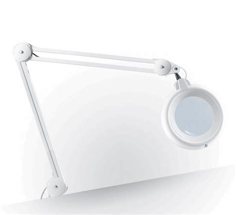 daylight slimline magnifying l daylight slimline led magnifying l 2 lenses