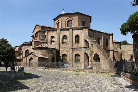a ravenna basilica di san vitale ravenna