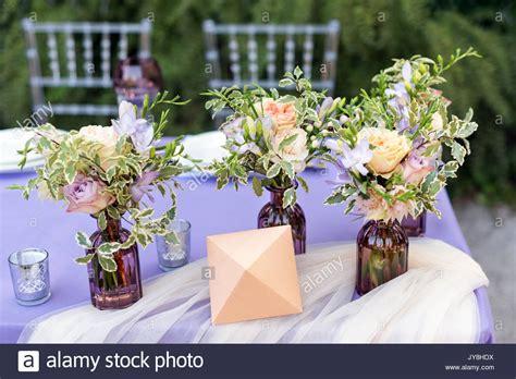 Tisch Blumen