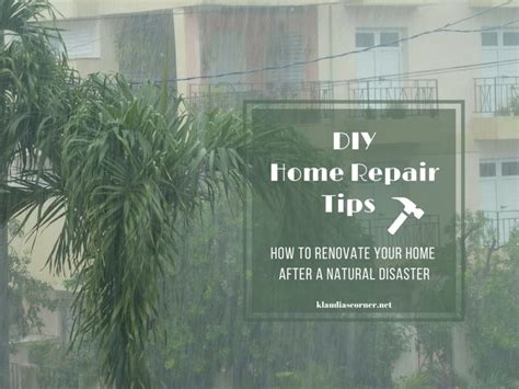 diy home repair diy home repair how to renovate a home after a