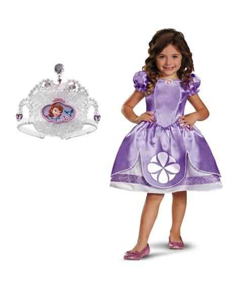 Princess Sofia Girls Costume Kit Princess Costumes Princess Costume From Sofia The Printable