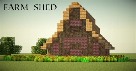 nordic farm shed minecraft sheds and farms