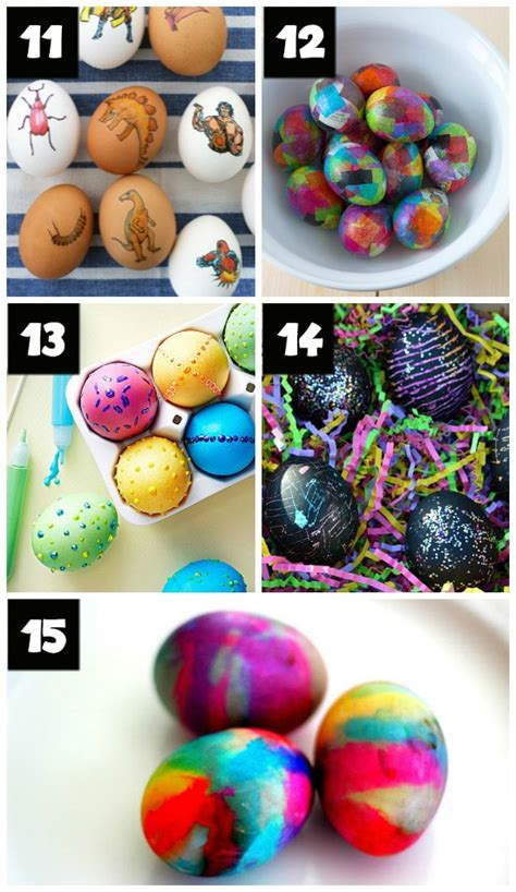 amazing easter eggs 101 easter egg decorating ideas the dating divas