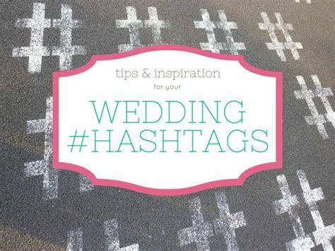 Wedding Hashtag Generator. #Go!   Weddbook