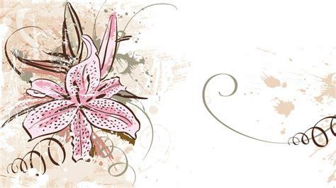 wallpaper flower draw drawing flowers hd wallpaper