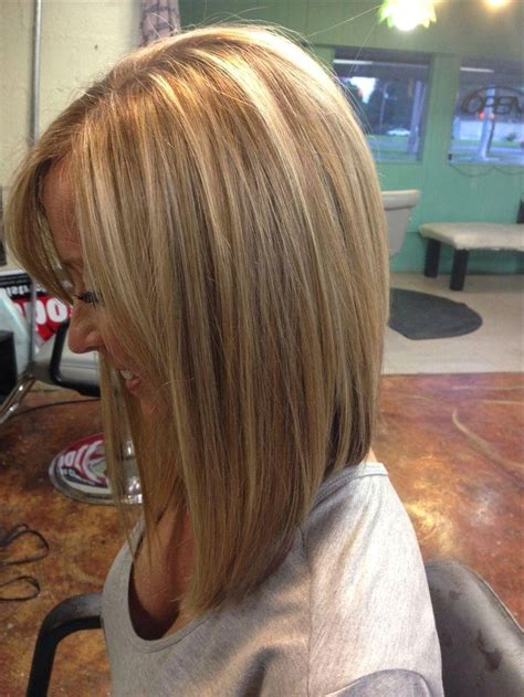 pics of inverted bob med medium length stacked bob haircuts haircuts models ideas