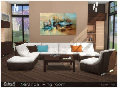 Set Sofa Modern Severinka S Miranda Living Room