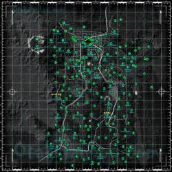 Map Of Fallout New Vegas by I Got Tired Of Waiting For A Good Fallout New Vegas Map