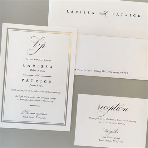 how to choose wedding invitation paper wedding invitations custom letterpress and other
