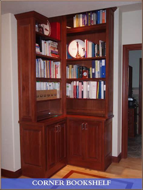 woodworking plans wood corner bookshelf  plans