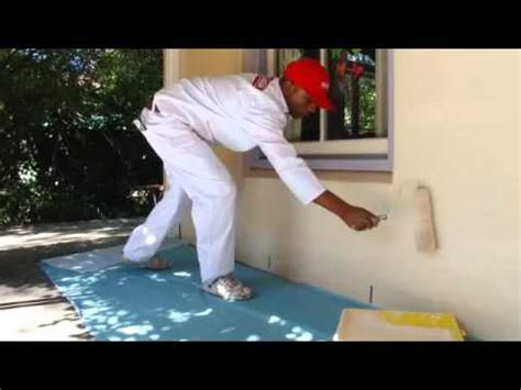looking for a man who paints houses painting a house exterior pro tips youtube