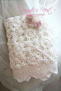 shabby chic crochet blanket google search crochet throws afghans crochet knit crochet