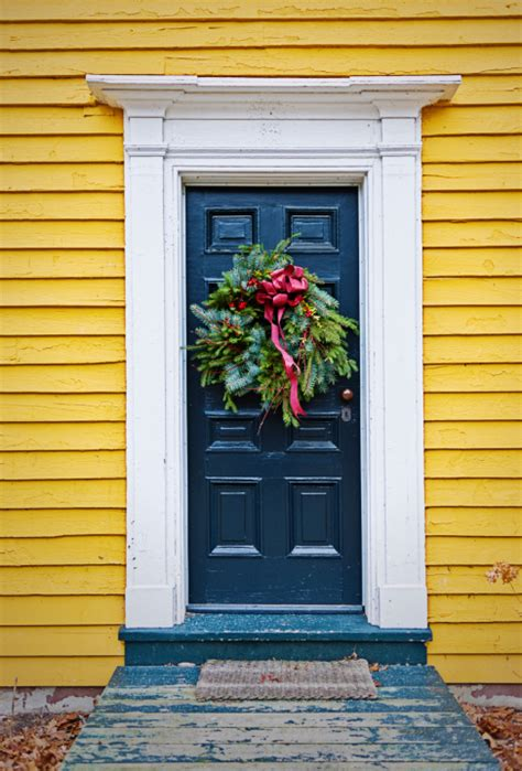 front door colors for yellow house sensational color combos yellow house teal blue door