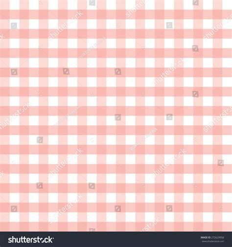 vichy pattern vector trendy vichy pattern seamless background stock vector