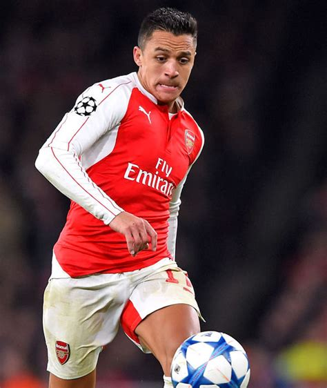 alexis sanchez arsenal quotes arsenal news wenger considered resting sanchez pato
