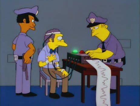 Simpsons Bp 569 como detectar mentiras taringa
