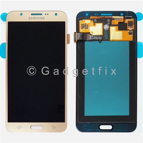 Lcd J7 oem gold samsung galaxy j7 j700m j700h j700t lcd display touch screen digitizer 232242586722