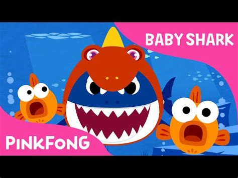 baby shark youtube baby shark wearing a dinosaur costume animal songs