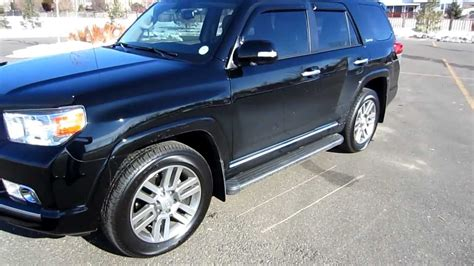 Toyota A Trac 2011 Toyota 4runner Limited 4x4 A Trac For Sale From