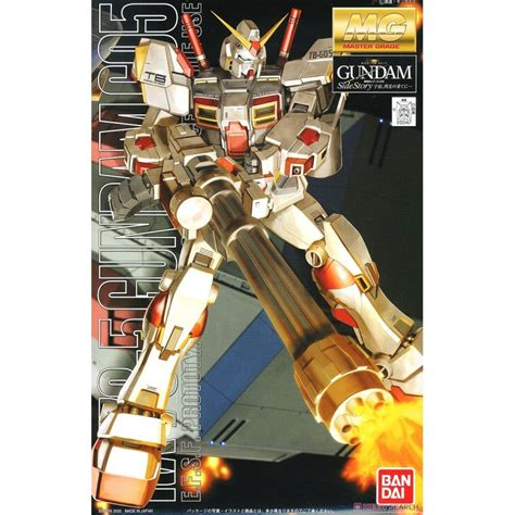 Gundam Rx 78 5 Mg Bandai Bandai 1 100 Gundam Rx 78 5 Mg 120467 Up Scale Hobbies