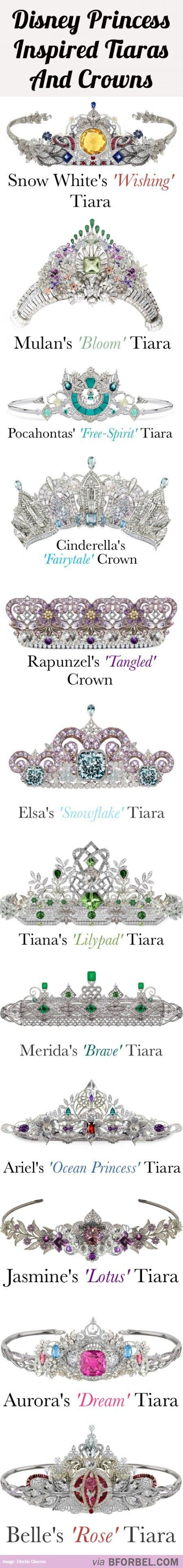 12 disney princess tiaras and crowns oh it s a tiara a tiara i a tiara put it