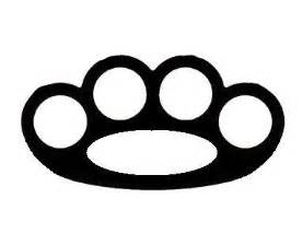 Brass Knuckles Template by Weaponcollector S Knuckle Duster And Weapon Brass
