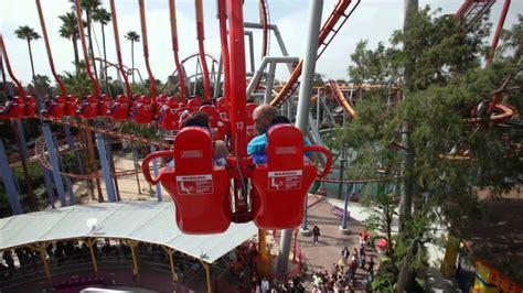 swings at knotts berry farm windseeker pov knott s berry farm 300 foot tower swing