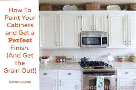 How To Paint Cabinets How Do You Paint Kitchen Cabinets White