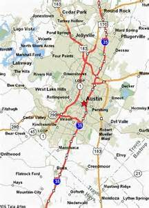 Maps Austin by Map Of Austin Free Printable Maps