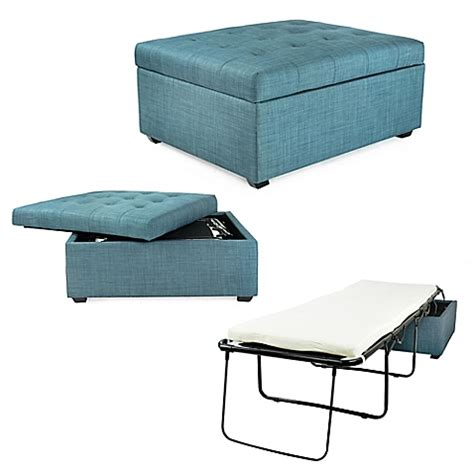 Convertible Ottoman Bed by Ibed Convertible Ottoman Bed Bed Bath Beyond