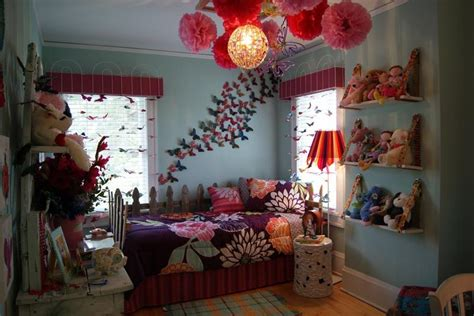 girls paris room decor