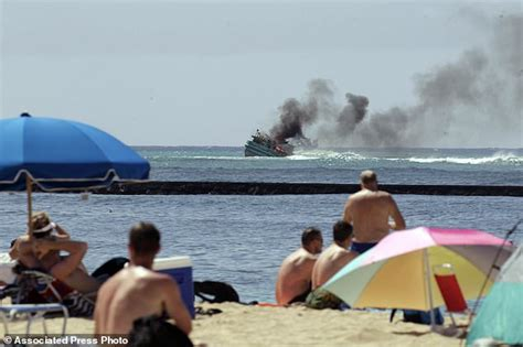 boat crash waikiki hawaii boat crash spurs new concerns about foreign