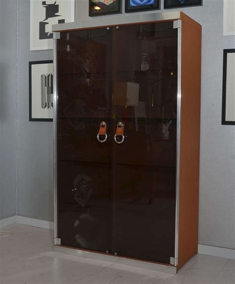 1970s Cabinets by 1970s Italian Cabinet Guido Faleschini Retailed By Hermes