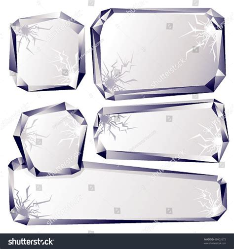 glass design elements 25 vector glass design elements vector set stock vector 86002672