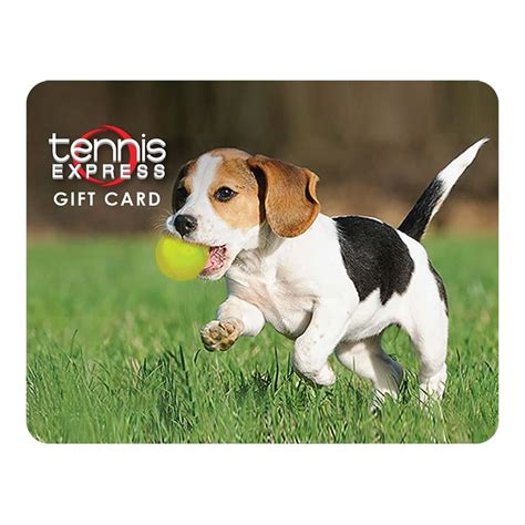 Specs Gift Cards - tennis express dog gift cards