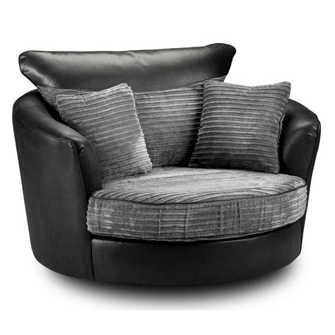 rotating sofa chair 30 best collection of cuddler swivel sofa chairs