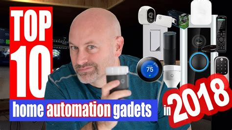 top 10 home automation gadgets best gifts 2017