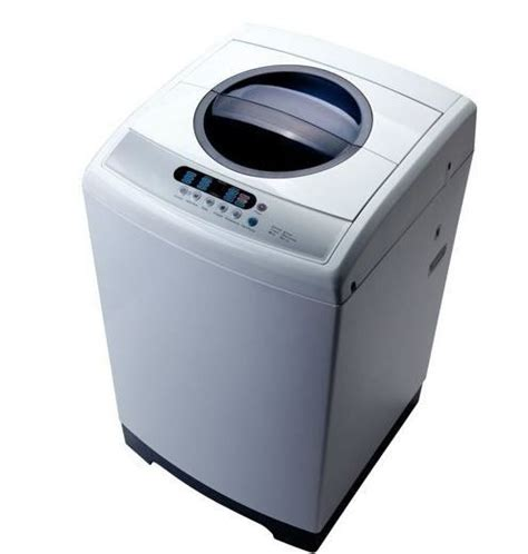 Apartment Size Washer Machine Midea 1 6 Cu Ft Portable Landry Compact Washing Machine