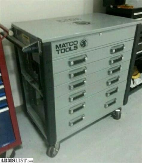 matco 6 drawer tool box for sale matco 6 drawer tool box