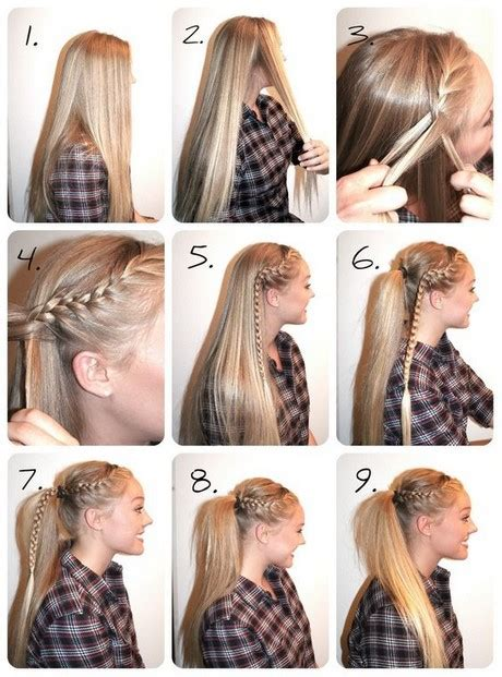 ways to braid your hair for a sew in ways to braid your hair