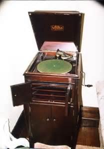 victrola record player