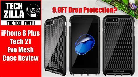 iphone 8 plus tech 21 review 4k