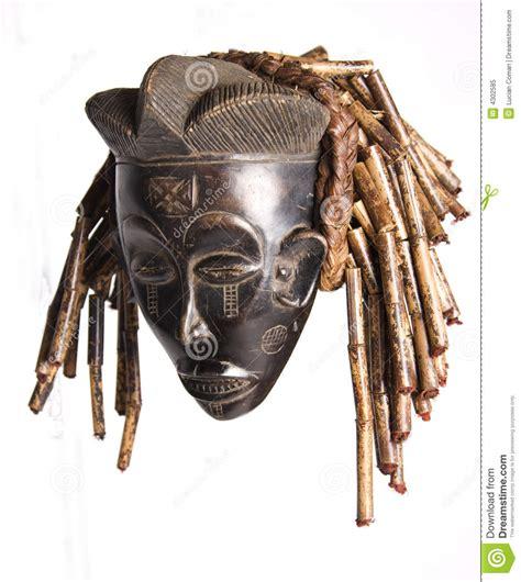 Masker Cultusia afrikaans masker royalty vrije stock foto afbeelding 4302585