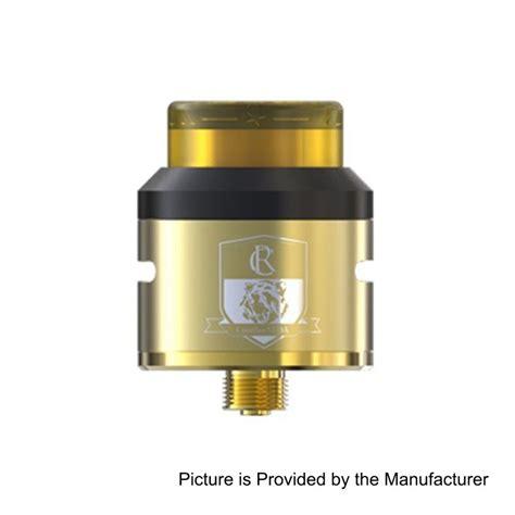 Ijoy Combo Rda Ii 25 Atomizer Ultem Authentic Sku02572 authentic ijoy combo srda gold 25mm bf rebuildable atomizer